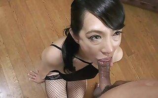Assfucking Orgasm Be fitting of StepMom - Japanese sex