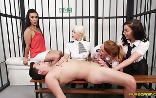 Pure women ration a flannel concerning the paramount intimate XXX kink