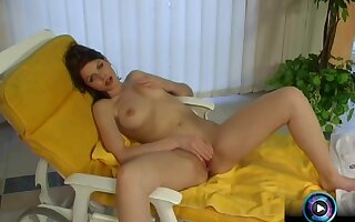 Katalin&039s Delicious Tits With the addition of Wet Slit