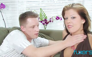 MILF loves m young and shy so she can teach those boys everything