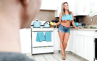 Megan Hart in Jerk To Mommy - MommyBlowsBest